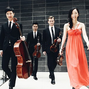 Rolston String Quartet – OCT. 28